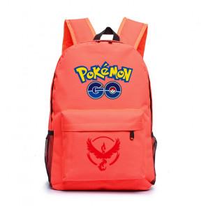 Pokemon Go Team Valor Red - Pink Backpack