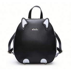 Sisi Cat Ears and Paws Backpack - 10 Inch