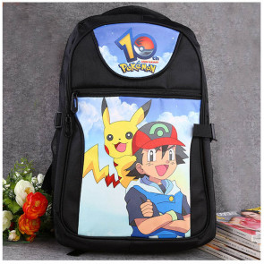Pokemon Trainer with Pikachu Backpack (20 inches)
