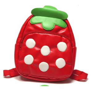 Kids Preschool Kindergarten Cute Backpack Rucksack Strawberry