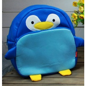 Kids Preschool Kindergarten Cute Backpack Rucksack Penguin