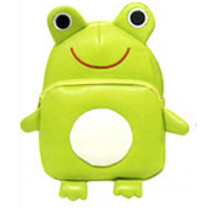 Kids Preschool Kindergarten Cute Backpack Rucksack Frog