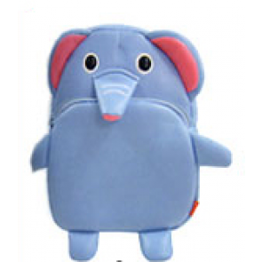 Kids Preschool Kindergarten Cute Backpack Rucksack Elephant