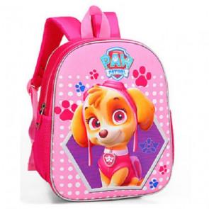 Paw Patrol Skye Backpack Schoolbag Rucksack