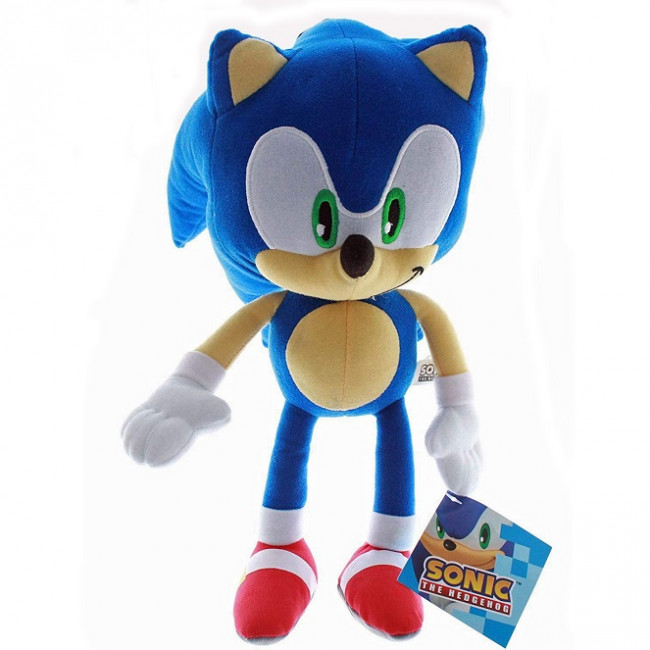 Super Sonic The Hedgehog Classic 11 5 Plush Toy Toy Better
